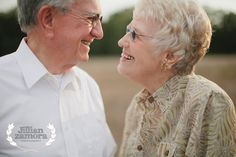 """Bettye and Charles' darling daughter Jessica contacted me about taking some photos of her parents to celebrate their 63rd wedding anniversary. It was the absolute sweetest, most precious session I've photographed to date. I won't write much more because I think Bettye summed it all up perfectly in just a few sentences, """"What can I …"""