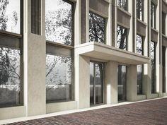 Verwaltungsgebäude des Kantons Zug - Fiechter & Salzmann Architekten