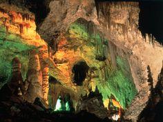 3-Parque Nacional Cavernas Carlsbad - Novo México, Estados Unidos