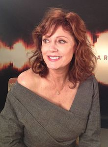 Susan Abigail Sarandon (/səˈrændən/; née Tomalin; born October 4, 1946)[1] is an American actress. She is an Academy Award and BAFTA Award winner who is also known for her social and political activism for a variety of causes. She was appointed a UNICEF Goodwill Ambassador in 1999 and received the Action Against Hunger Humanitarian Award in 2006.  Sarandon began her career in the 1970 film Joe, before appearing in the soap opera A World Apart (1970–71).