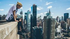 This Teenager Breaks the Rules to Capture Stunning Instagram Shots #Instagram #NYC #Photography #Art