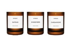 Les bougies Amber Holiday de Byredo http://www.vogue.fr/beaute/shopping/diaporama/bougies-ambiance-noel-2014/21278/image/1114417#!les-bougies-amber-holiday-de-byredo