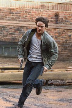 Still of James McAvoy as Wesley Gibson in Wanted (2008)