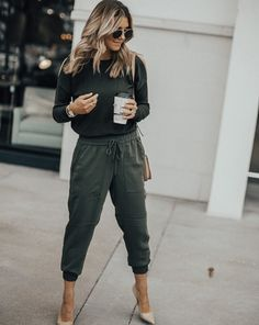 joggers for work