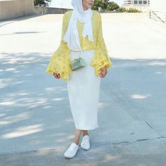 Summer pencil skirts and wide pants with hijab – Just Trendy Girls