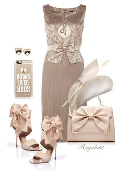 """For the Love of Bow!"" by ragnh-mjos ❤ liked on Polyvore featuring Giuseppe Zanotti, Forever New, Casetify, Tarina Tarantino, Tina Tang, contest, outfit and bows"