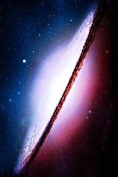 Sombrero Galaxy - {[(∞)]}