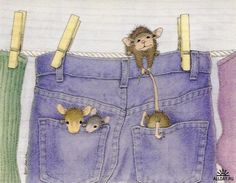 House-Mouse Designs®.
