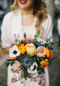 Rebecca and Toms fantasyinspired autumn wedding with a plum