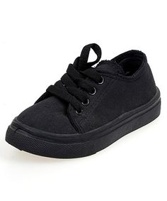 Love this Black Lace-Up Sneaker by Winston USA on #zulily! #zulilyfinds