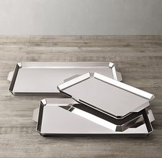 Faceted Tray Collection