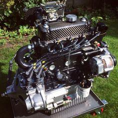 CF mini engine cover