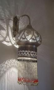 Moroccan Sconce Lighting