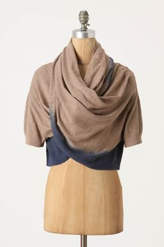 pullover wrap