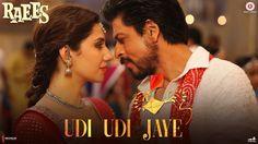 #UdiUdiJaye is out and this song will make #Uttarayan more colorful.  Shahrukh Khan // Mahira Khan // Raees The Film