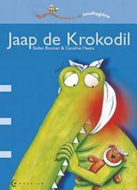 Prentenboek: Jaap de krokodil. De krokodil moet naar de tandarts.