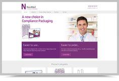 Navimed (http://www.navimed.co.uk) created by MonkeyWeb Design Warwick (http://www.monkeyweb-design.co.uk)