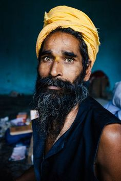 A sadhu in Vashist, India Photo by Danny Fernandez -- National Geographic Your Shot