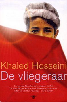 De vliegeraar - door Khaled Hosseini