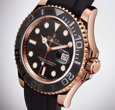 Rolex Yacht-Master Ref 116655   Time and Watches