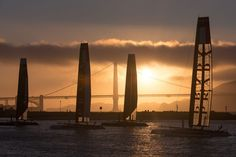 America's Cup San Francisco on August 21th