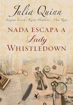 "Saleta de Leitura: Resenha "" Nada Escapa a Lady Whistledown""  Lady Wh..."