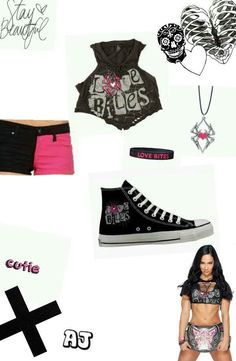 Aj Lee Clothes Line Bella twins/ aj birthday ideas on pinterest aj lee ... Aj Lee Clothes Line
