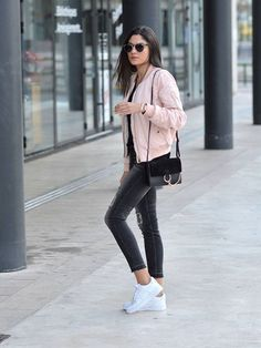 Fashion Fix: Bomber Jacket - My Simply Special