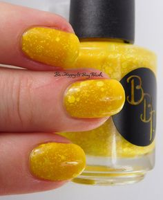 Bad Bitch Polish Peep This 3-finger pose   Be Happy And Buy Polish http://behappyandbuypolish.com/2016/03/03/bad-bitch-polish-springish-partial-collection-swatches-review/