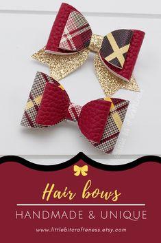 Headband & hair bow from babies to school-aged children by LittleBitCraftEness Hair bows. Handmade Items, Handmade Gifts, Burgundy Hair, Kids Hair Accessories, Glitter Hair, Bridal Tiara, Meaningful Gifts, Newborn Photo Props, Headband Hairstyles