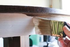 How to Paint Wood Furniture | Woodworking Session
