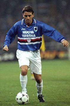 Roberto Mancini, Sampdoria