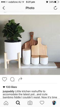 diy home decor - The Advantages Of Kitchen Countertops Ideas 255 Kmart Decor, Passion Deco, Deco Design, Home Decor Kitchen, Kitchen Ideas, Kitchen Inspiration, Kitchen Furniture, Wood Furniture, Pink Furniture