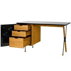 Greta Grossman N Grossman 62-Series Dresser and Desk