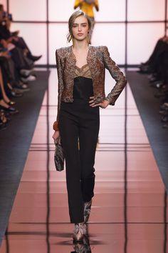 Giorgio Armani   Haute Couture - Spring 2017   Look 5