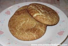 Amish Classic: Homemade Snickerdoodles | Amish Recipes Oasis Newsfeatures