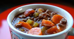 Hearty Vegetable Beef Soup (low sodium), Christy Ellingsworth, The Daily Dish Low Salt Recipes, Low Sodium Recipes, Healthy Eating Recipes, Cooking Recipes, Healthy Meals, No Sodium Foods, Beef Soup Recipes, Vegetable Soup Healthy, Fall Recipes