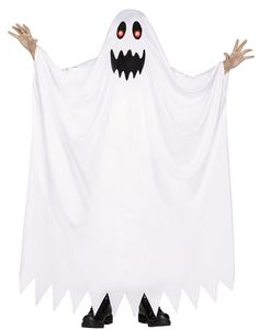 spooky white ghost costume for toddler boy - Google Search
