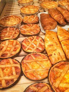 Pastiere e pizze rustiche  www.chicchedigrano.com