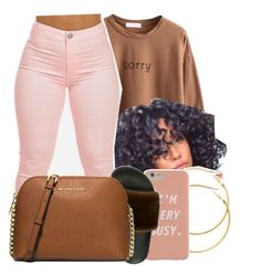 """""""6/30/16"""" by lookatimani ❤ liked on Polyvore featuring H&M, Givenchy and MICHAEL Michael Kors"""