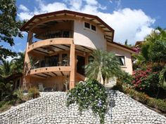Casa Capricho - Ocean View - 10 Minute Drive to Carrillo Beach | Single Family Homes in Samara | Dominicalrealty.com