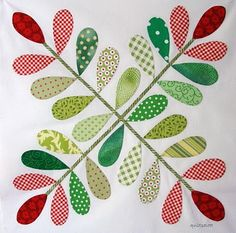 This would be a pretty quilt if I used my amy butler fabrics or Kaffe Fassett fabrics