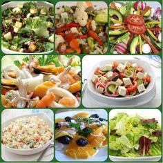 L'italiano con la cucina: 3 attività con l'insalata