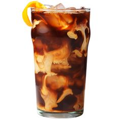 Orangelicious Cold-Brewed Coffee