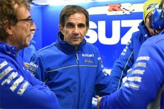 MotoGP : Suzuki quer lutar pela vitória com regularidade
