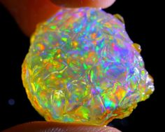 What is Opal Gemstone? Opal stone is a very attractive Gemstone. Opal is Birthstone of October month. Opal along with Diamond is very effective astrological gemstone for Venus (Shukra) Planet. Opal is Birthstone of which month? Minerals And Gemstones, Rocks And Minerals, Loose Gemstones, Mineral Stone, Welo Opal, October Birth Stone, Opal Gemstone, Rocks And Gems, Stones And Crystals