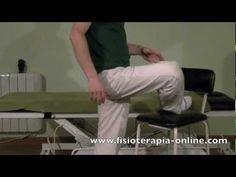 Estiramiento del músculo piramidal, glúteos y pelvitrocantereos. Yoga, Back Pain, Pilates, Sporty, Running, Youtube, Stretching, Videos, Fitness