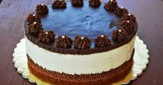 A hétvégén 5 tortát is sütöttem, ez az egyik a sok közül:)    Hozzávalók (26 cm-es torta):  Tészta:    2 tojás  100 g cukor + 40 g...