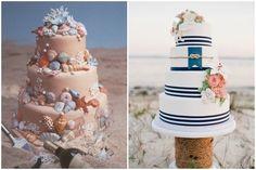 Sie heiraten am Strand? Dann sorgen Sie für eine maritime Hochzeitsdekoration!