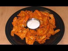 Buffalo Shrimp! - YouTube